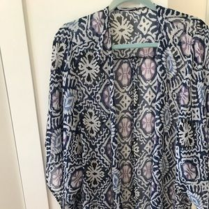 PERFECT CONDITION LIGHT KIMONO